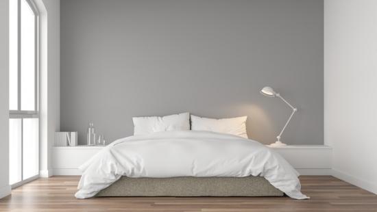 Drywall e decoração minimalista