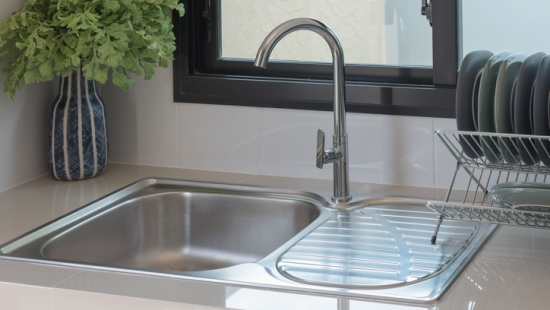 Drywall para áreas úmidas