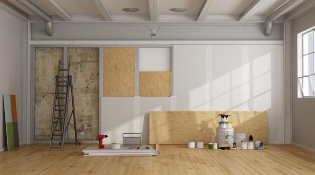 Critérios para se atentar na escolha do drywall