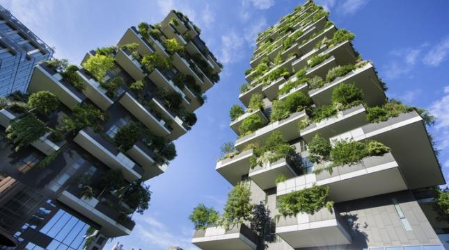 Exemplos de obras sustentáveis