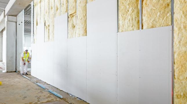 Perfis para drywall