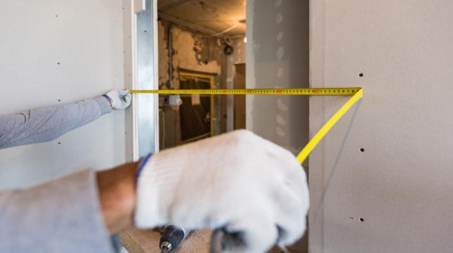 Quais são os tamanhos das placas de drywall Descubra!