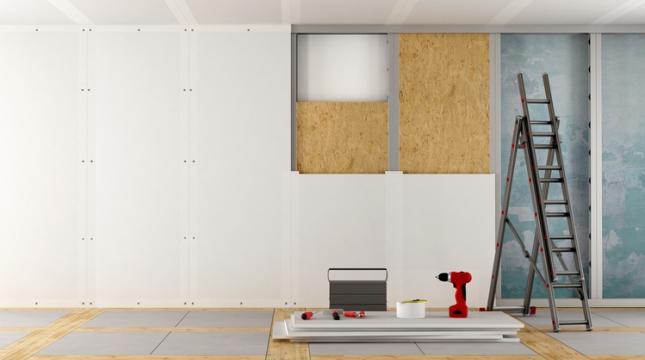Saiba a importância de usar perfis normatizados no drywall