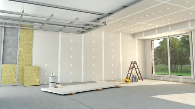 Você sabe a importância de utilizar o sistema completo Placo para drywall